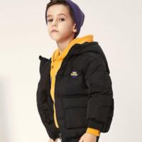 MQD 男童短款羽绒服