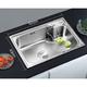 OPPLE 欧普照明 304不锈钢水槽套餐 单槽+不锈钢龙头 *3件