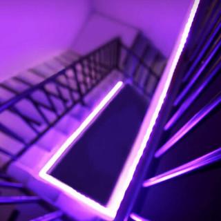 Yeelight 智能彩光灯带1米延长包led灯条高亮贴片软灯带节能柔光客厅氛围彩色灯带 APP控制语音联动
