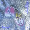 Holyrape X Ancco 合作插画 *Emotion系列* 亚克力 钥匙链  heart