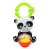 Fisher-Price 费雪 Y6583 缤纷动物系列 熊猫摇铃 9.9元