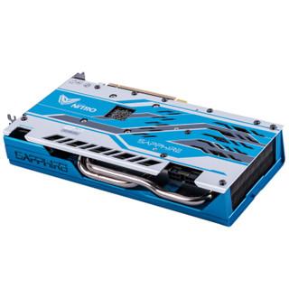 Sapphire 蓝宝石 RX590 8G D5 超白金极光特别版显卡 RX590 8G D5 超白金极光特别版显卡 (RX 590、8GB)
