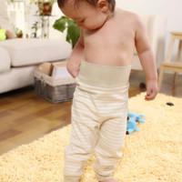 3koalas 婴儿有机棉高腰护肚裤