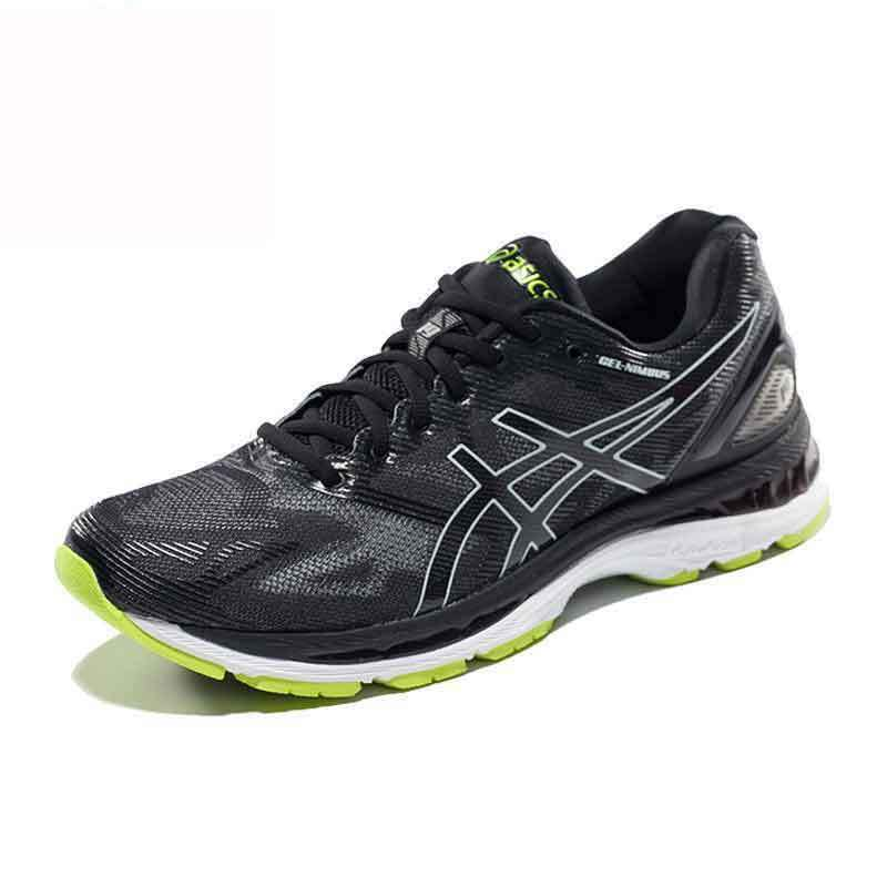 ASICS亚瑟士男鞋运动鞋GEL-NIMBUS 19缓冲跑鞋跑步鞋T700N-9096