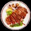 赤豪 澳洲生鲜家庭牛排套餐 1300g 99元