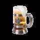 魔兽世界联盟徽记 啤酒杯