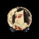 大英博物馆 日本歌舞伎 装饰盘摆件