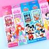 Disney 迪士尼 HB铅笔 24支装 送卷笔刀+橡皮擦 7.9元包邮(需用券)