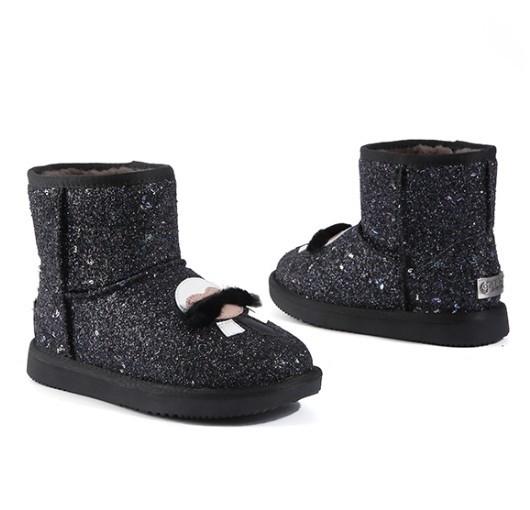DK Sheepskin UGG DK034 女士雪地靴
