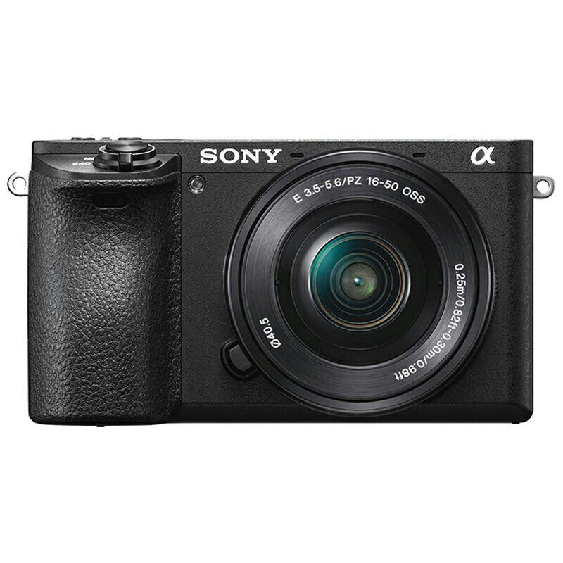 索尼 SONY  ILCE-6500(16-50mm+55-210mm) 黑色双镜头套装 5轴防抖