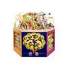 B.Toys 比乐 青年大学活动中心 木立方 多功能益智木制百宝箱玩具 认识图形数字 轨道串珠 早教 1岁+ BX1105F *4件 3021.6元(合755.4元/件)