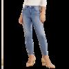 网易严选 满天星辰 女式修身牛仔裤 209.3元