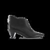 网易严选 羊反绒马蹄跟女士短靴 375.2元