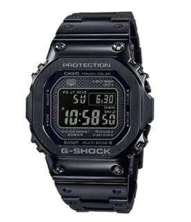 CASIO 卡西欧 G-SHOCK GMW-B5000GD-1PR 男士太阳能电波腕表
