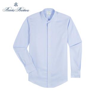 Brooks Brothers/布克兄弟正装衬衫织纹圆圈1000045412