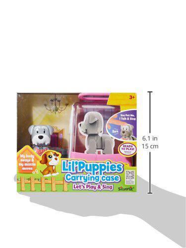 Silverlit 银辉 遥控玩具 Puppies & Kittens知趣雪纳瑞配手提箱 SLVC884860CD00101