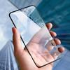 邦克仕苹果iPhoneX钢化膜 全屏全覆盖曲面钢化膜 i10/X高清耐刮玻璃膜 弧边升级款秒贴膜 黑色 *3件 89.01元(合29.67元/件)