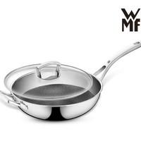 中亚Prime会员:WMF 福腾宝 蜂窝炒锅 30cm
