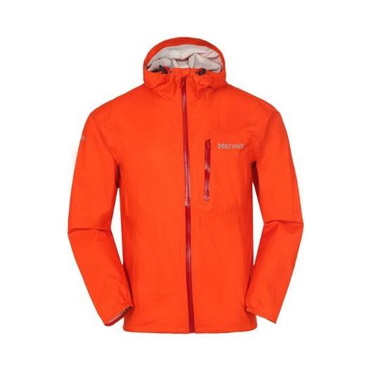 Marmot 土拨鼠 男士冲锋衣 50730 夕阳橙 L