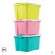 装衣服玩具大号宿舍床底收纳箱塑料整理箱储蓄箱盒家用箱子储物箱