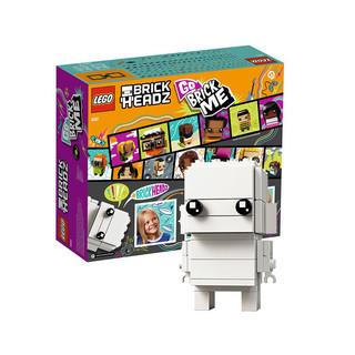 网易考拉黑卡会员 : LEGO 乐高 BrickHeadz 方头仔系列 41597 方头仔DIY套装