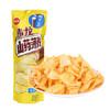 伟龙 休闲零食 膨化食品 小吃  山药薄片 蜜汁鸡翅味  90g/包 1元