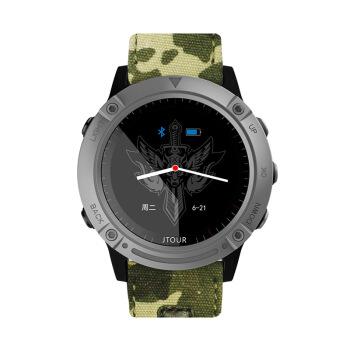 军拓(JTOUR)铁腕3S 户外智能腕表 战狼2联名纪念版