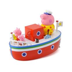 Peppa Pig 小猪佩奇 角色扮演过家家 假日航海套装