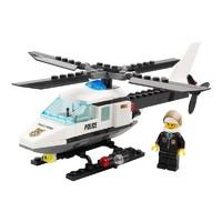 KAZI 开智 警察系列 6729 警察直升机