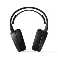 steelseries 赛睿 Arctis 寒冰 5 幻彩版 游戏耳机 黑色 头戴式
