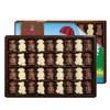 Sarotti 萨洛缇 小熊造型黑白牛奶巧克力 100g *4件 75.32元包邮(下单立减)