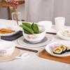 顺祥 碗 碗碟套装 中式家用釉上彩22头陶瓷 餐具套装 79元