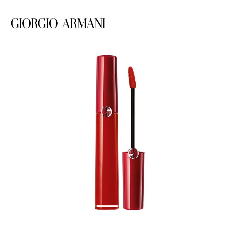 GIORGIO ARMANI 乔治·阿玛尼 臻致丝绒哑光唇釉 6.5ml