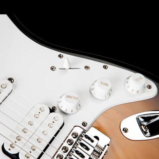 芬德Fende 电吉他 bullet strat、子弹升级款