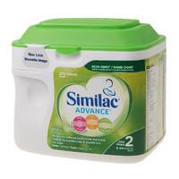 Abbott 雅培 婴儿奶粉2段 658g*2罐 (6-18个月)