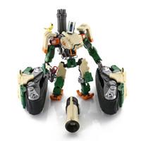 Hasbro 孩之寶 DX9 變形金剛 魂 K1 Freeman 堡壘 守望先鋒