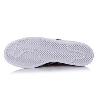 adidas 阿迪达斯 C77124 SUPERSTAR 中性金标贝壳头小白鞋