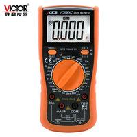 VICTOR 胜利仪器 VC890C 数字万用表+标配+9V充电套