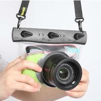 Tteoobl 特比乐 GQ-508M 微单相机防水袋 蓝色 L
