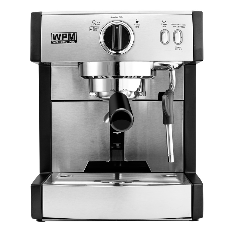 WELHOME 惠家 KD-130 半自动意式咖啡机 黑色