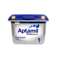 Aptamil 爱他美 白金版 婴幼儿奶粉 1段 800g