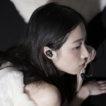 TANCHJIM 天使吉米 darkside 耳机 (入耳式、暗黑)