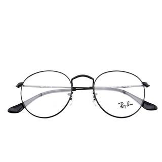 Ray·Ban 雷朋 RX3447V 时尚近视眼镜框 枪色