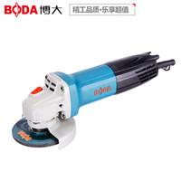 boda 博大 G21-100标配 多功能抛光机家用打磨角向磨光机