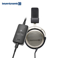 beyerdynamic 拜亚动力 T1 耳机 (通用、动圈、头戴式、600Ω、黑色)