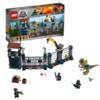LEGO 乐高 侏罗纪世界系列 75931 双脊龙的攻击 €38.13(需用码,约¥300)