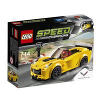 LEGO 乐高 Speed Champion 超级赛车系列 75870 雪佛兰科尔维特