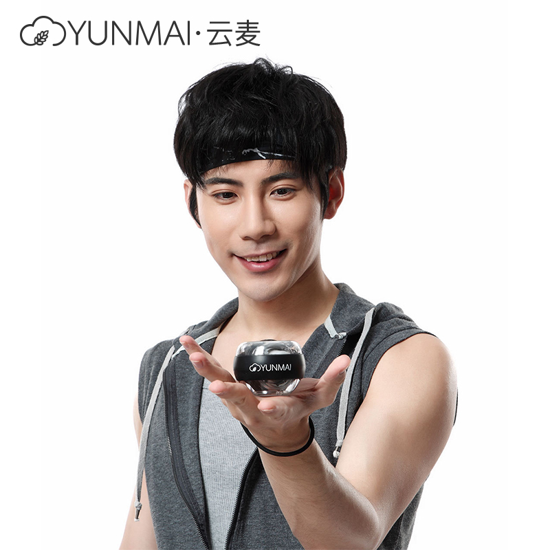 YUNMAI 云麦 YMGB-Z701 腕力球 黑色
