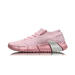 LI-NING 李宁 AGLM164 女士一体织袜套休闲鞋