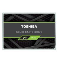 TOSHIBA 东芝 TR200 固态硬盘 (240G、SATA接口)